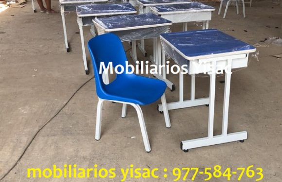 Carpeta  mesa  y silla  p/ 1° grado