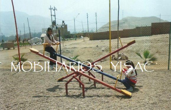 SUBE Y BAJA  P/6  NIÑOS
